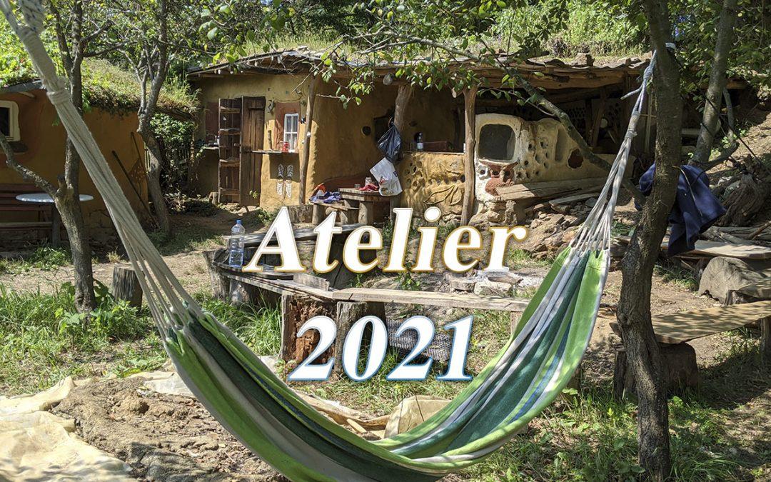 Tabără de creație – Atelier 2021